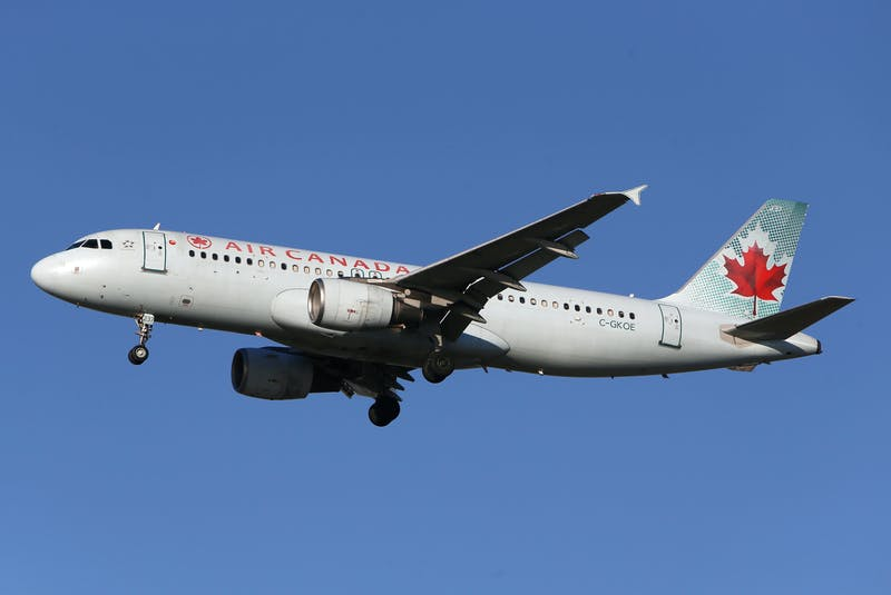 Feredal cash is helping keep the wings aloft at Air Canada. - Reutrers
