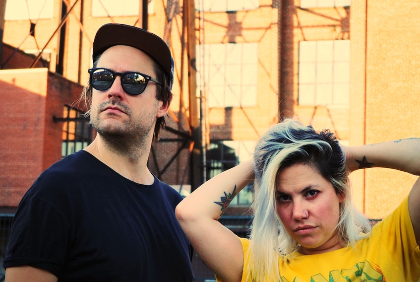 Altered By Mom duo Gina Kennedy and Devon Lougheed released 52 songs in 52 weeks in 2020.  JENNA STRAUTMAN PHOTO