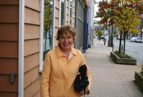 Dr. Margaret Casey at the North End Community Health Centre in Halifax. Casey worked at the NECHC for 25 years, later becoming the chairwoman of its board of directors.
