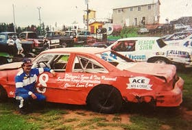 Emmett (Emmo) Donahue is being honoured for his lengthy career driving in stock car races on Prince Edward Island.