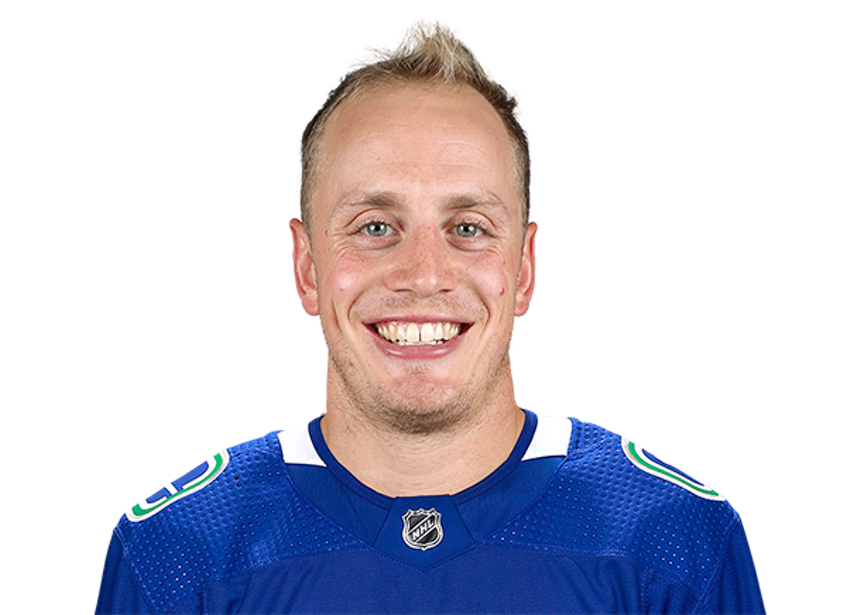 Nate Schmidt, Vancouver Canucks - Contributed