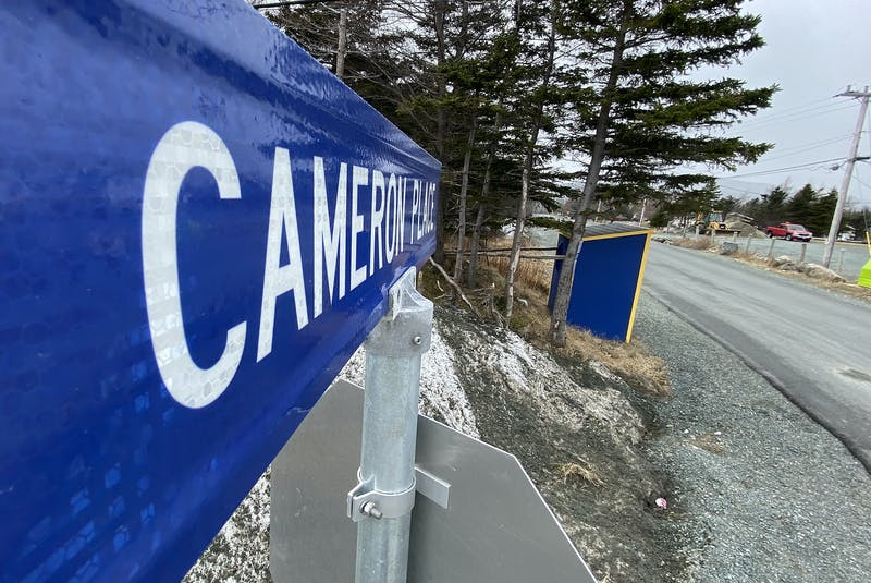 A plan to build six apartment buildings on Cameron Place in Pouch Cove was rescinded after strong opposition by area residents. — Keith Gosse/The Telegram