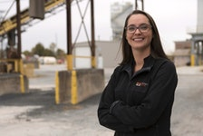 Jennifer Wagner, president of CarbonCure, is seen in this handout photo.