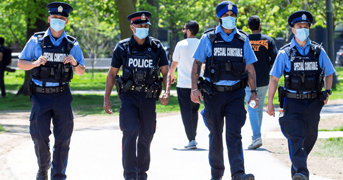 Ontario police can stop you just for being outside: Inside the 'strictest' COVID-19 measures in North America | Saltwire