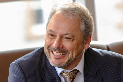 Dr. Andy Hakin was appointed as president of St. Francis Xavier University in Antigonish a week before the pandemic struck Canada. Navigating a move, new community and being one of the only universities to offer in-person classes during COVID wasn't easy.