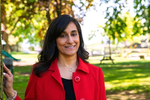Minister of Public Services and Procurement Canada Anita Anand. LIBERAL PARTY PHOTO