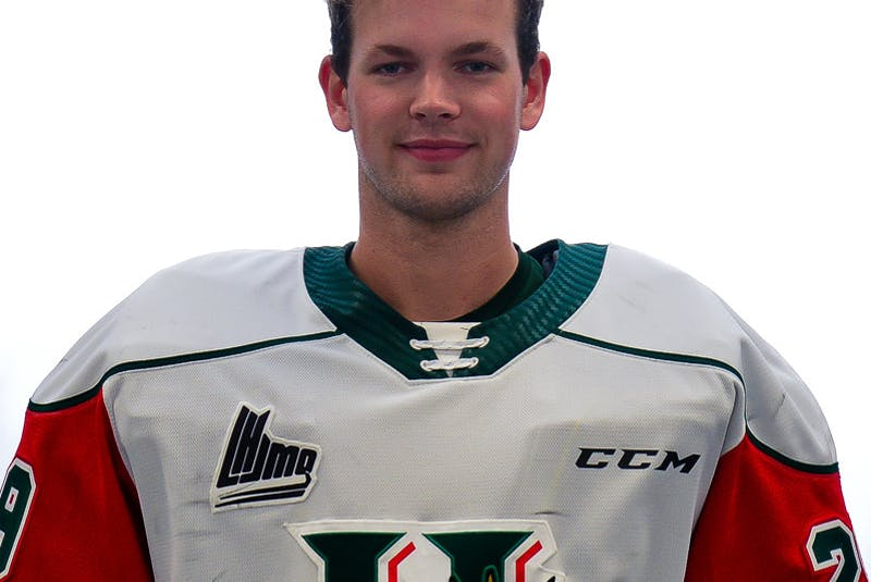 Cole McLaren of Lequille carved out a solid junior career with the Halifax Mooseheads, and hopes to continue it in Kingston, Ont. if the province, which recently imposed another lockdown period, can get a grip on the global pandemic. - Contributed