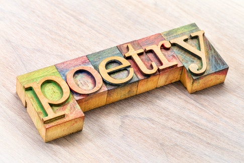 April is National Poetry Month.