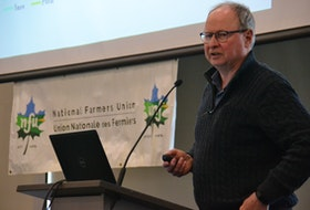 Donald Jardine of the UPEI climate lab said weather station data is critical for policymakers to understand increasingly variable rainfall levels in P.E.I.