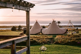 The Long Table Social Club is located on 28 acres on the Bay of Fundy. Owner Robyn Stewart said the new eatery would also host weddings, small festivals and markets. - Madden Vallis Photography - Contributed