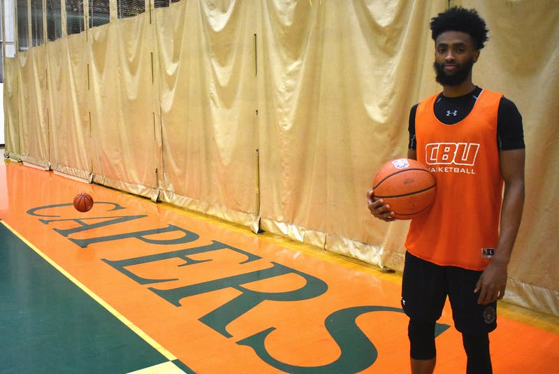 No Cape Breton Capers basketball players were selected at the U Sports-Canadian Elite Basketball League draft on Wednesday. Osman Omar wasn't drafted, despite the fact he finished tied for the Atlantic University Sport lead in points in 2019-20. JEREMY FRASER • CAPE BRETON POST - Jeremy Fraser