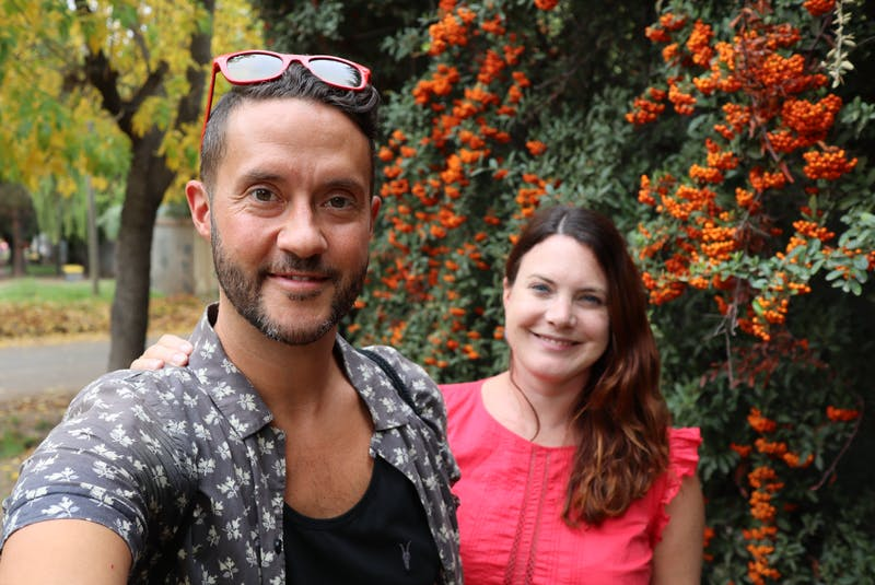 Branding themselves the Delightful Travellers, Anna and Trevor Delaney have been to almost 50 countries and most continents — filming it all for their ever-growing audience. DELIGHTFUL TRAVELLERS - Contributed