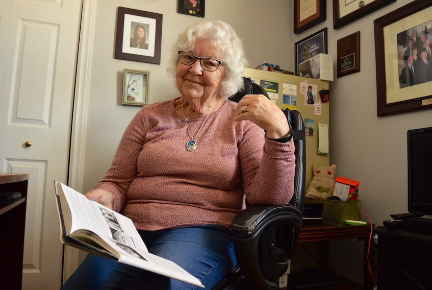 Olive Bryanton, researcher and advocated for older adults, isn't sure Healthy Aging CORE will be of benefit to Islanders.