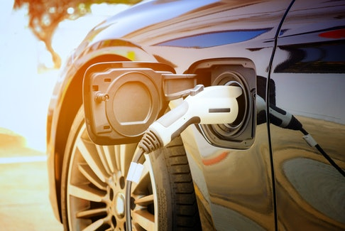 The automobile industry's biggest casualty of the pandemic may be electric vehicles. 123rf stock photo