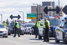 File: Quebec said Friday it will resume its checkpoints for Ontario drivers as it did last year between Ottawa and Gatineau.