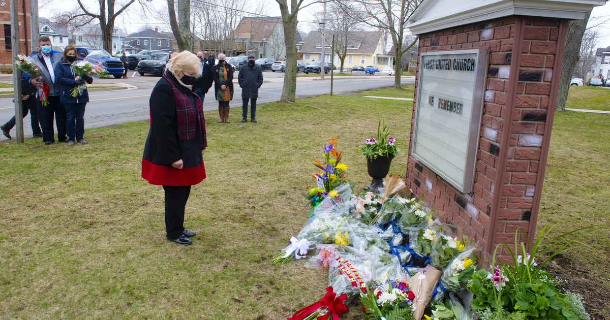 The saddest anniversary: Nova Scotia remembers victims of April 2020 tragedy | Saltwire