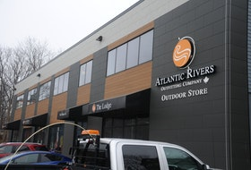 Atlantic Rivers Outfitting Company opened its store on Water Street in St. John's last spring.