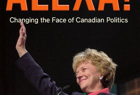 Alexa! Changing the Fasce of Canadian Politics by author Stephen Kimber - Contributed