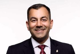 Ranj Pillai, Yukon's deputy premier, recalls many fond memories growing up in Inverness County.