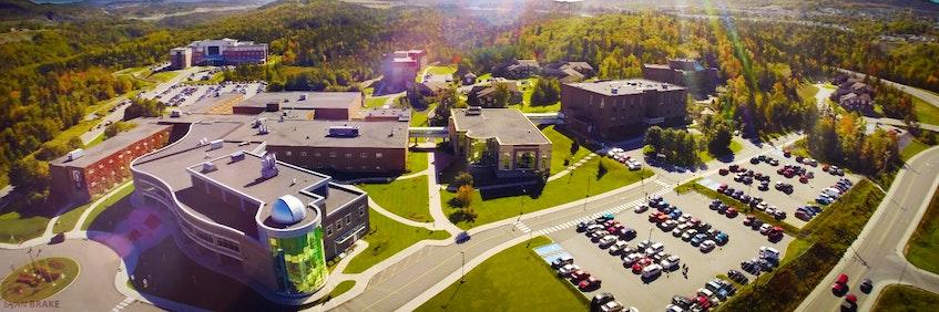 Grenfell Campus/Twitter - Twitter