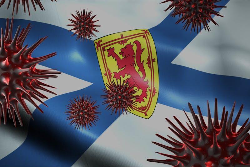 Nova Scotia reported fifteen new COVID-19 cases today, April 19.   - RF Photo