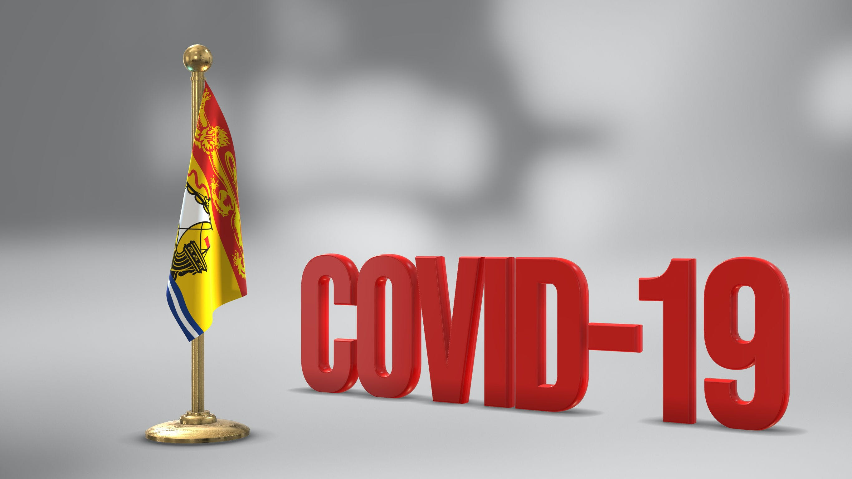 New Brunswick reported nine new cases of COVID-19 on April 19.