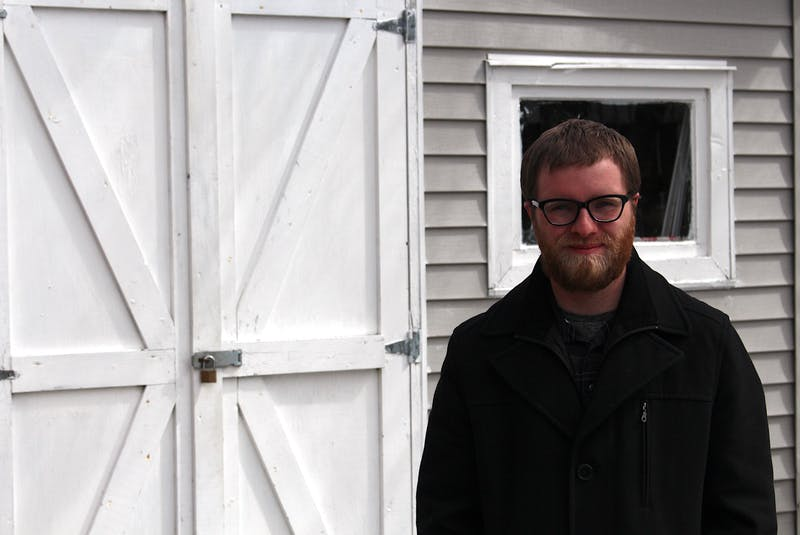 Brent Foote is a volunteer with the Newfoundland and Labrador Stuttering Association. — Andrew Waterman/The Telegram - Andrew Waterman