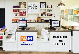 M&M Food Market makes it easy and convenient for customers to come into the store, discover new products and make fast, delicious, home-cooked meals.