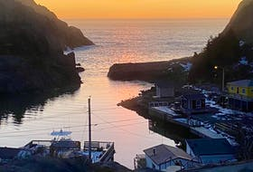 Here is one of three stunning photos taken by Brian Dalton, Good Friday Morning.  The sun had yet to break the horizon when Brian spotted the sun pillar in the eastern sky over Quidi Vidi, N.L.  Sun pillars, also known as solar pillars, will be the topic of next week's Weather University Wednesday.  Look for it at https://www.saltwire.com/atlantic-canada/weather/weather-university/