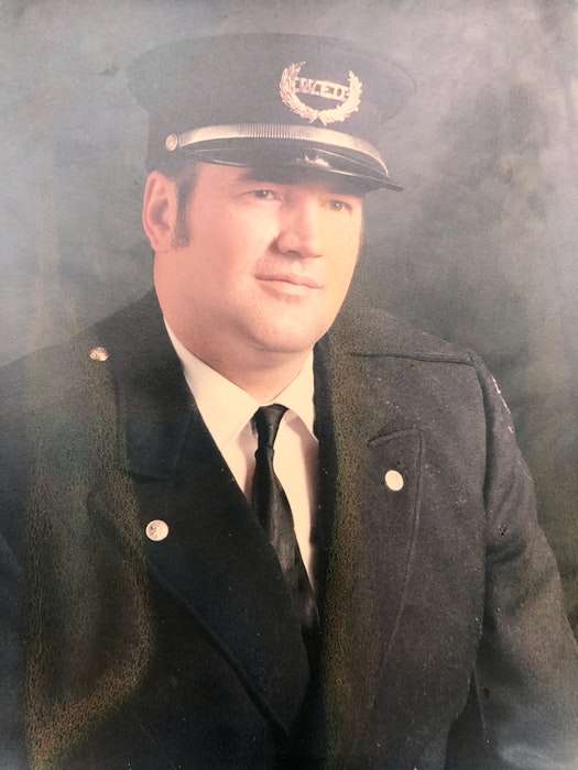 Doug Fredericks was a volunteer firefighter in Windsor for 17 years and then transitioned to the veterans' association. - File Photo