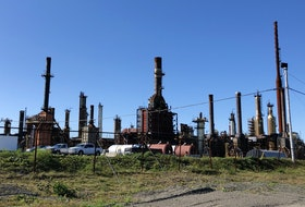 The Come By Chance refinery is now in warm-idle mode. — SaltWire Network file photo