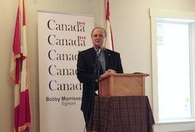 Egmont MP Bobby Morrissey