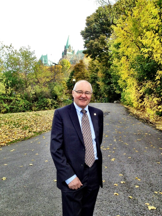 Malpeque MP Wayne Easter - Contributed