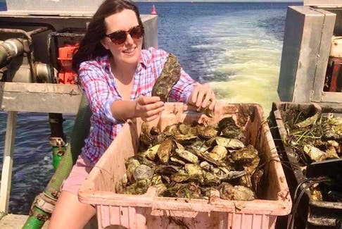 Jordan McIntyre owns Mary Manette Seafood in Charlottetown.
