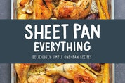 In Sheet Pan Everything, Ricardo Larrivee shares more than 75 recipes for meals that can be made entirely on the trusty kitchen tool.