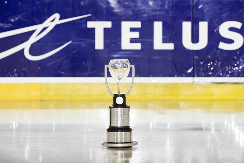 The Telus Cup is the national under-18 major hockey championship. CONTRIBUTED. - Contributed