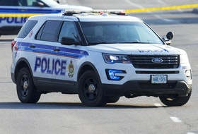 Ottawa police at a scene. File photo.