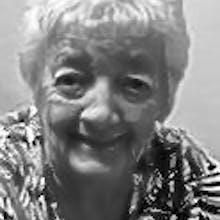 Margaret Elizabeth Hulford