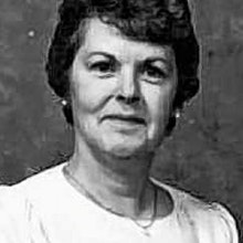 Patricia Ruth Fadelle (Goucher, Wade)