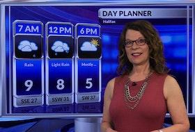 Halifax Morning Brief: AM rain - late day cool-down.