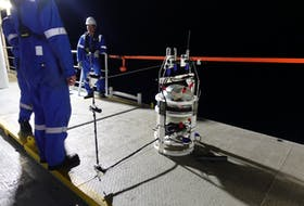April 21, 2021 - Dalhousie researcher Dr. David Barclay was on a team that deployed the Deep Acoustic Lander into The Challenger Deep, part of the Mariana Trench, the deepest part of the world's ocean. - Dalhousie University