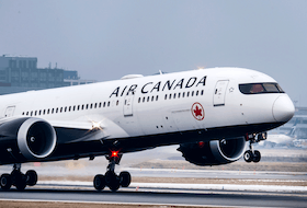 Ninety domestic flights, between April 1 and 14,  carried passengers subsequently found to have COVID, with 50 of those flights originating in Vancouver. None of those passengers was obliged to take a COVID test before or after flying.