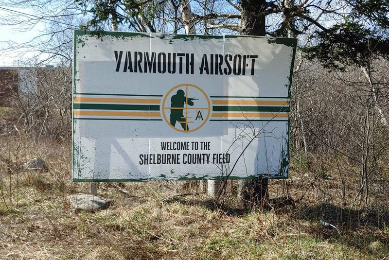 Yarmouth Airsoft is developing the former Shelburne Youth Centre property in Sandy Point into an indoor/outdoor airsoft playing field and retail outlet, complete with visitor accommodations. Contributed - Saltwire network