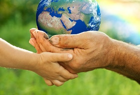 Like family, Earth and all life deserves our respect and devotion.