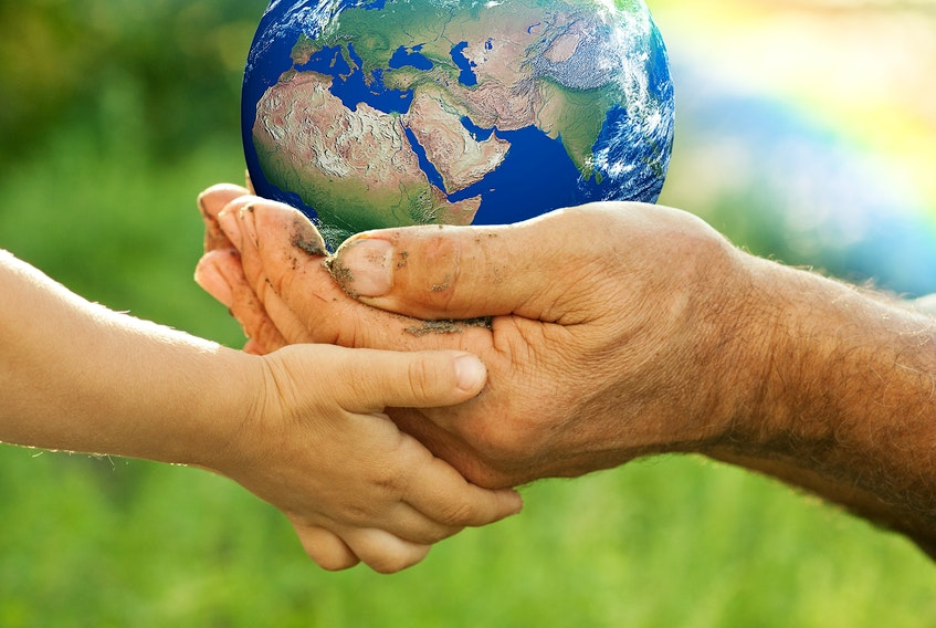 Like family, Earth and all life deserves our respect and devotion. - RF Stock