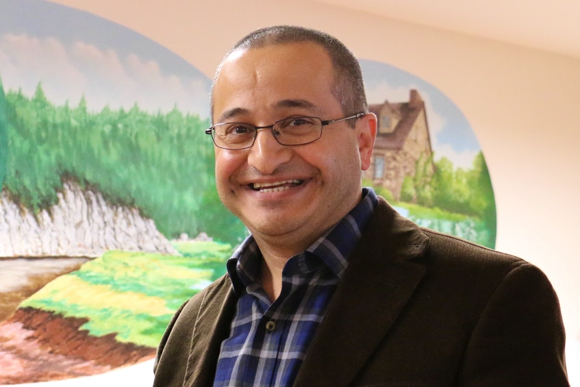 Abraham Zebian was first elected to West Hants council in the fall of 2016 and was voted by councillors to become the municipality's warden. - File Photo