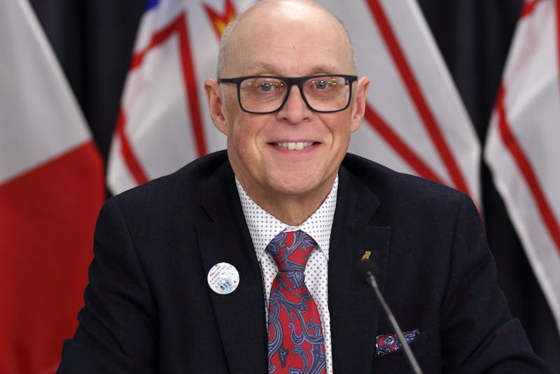 Health Minister John Haggie — Contributed
