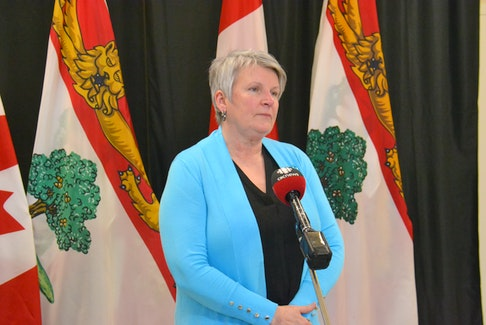 Finance Minister Darlene Compton said Islanders are already using unregulated, offshore gambling websites. Atlantic Lottery Corporation sites would be safer, she argued.