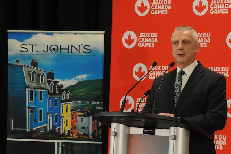 Among those in attendance Thursday was St. John's Mayor Danny Breen. — Joe Gibbons/The Telegram