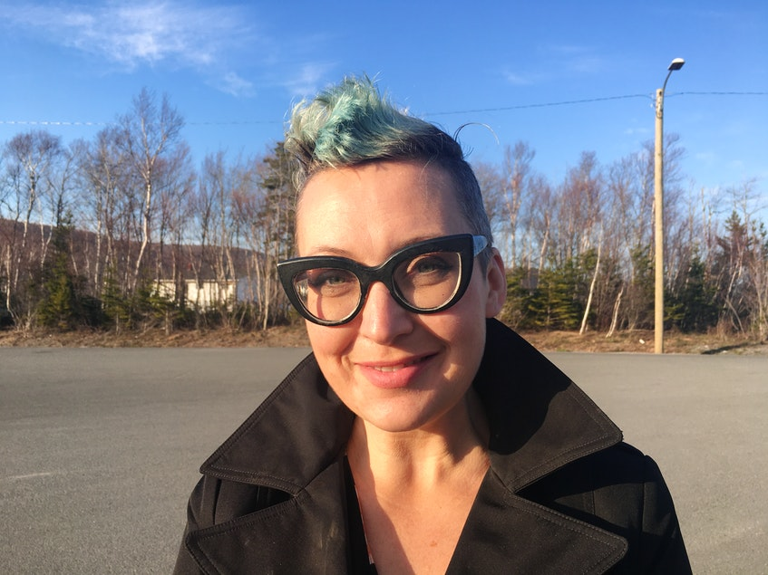 Rebecca Wall wants to run for chief but isn't eligible under the First Nations Election Act. ARDELLE REYNOLDS/CAPE BRETON POST